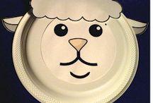 Nápady z papírových talířů