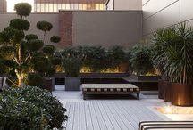 Urban Decking / Gorgeous decks in urban areas