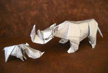 Origami / by Azriel Hanson-Collura