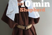 christmas shepherds costume