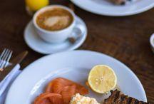 Breakfast menu / Breakfast