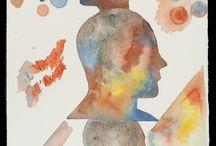 Scuderia Livin'art - Fabrizio Barsotti / Serie IL TEATRO DELL'IMMAGINARIO la testa come palcoscenico di un teatro pensante