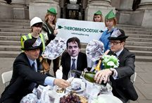 The Robin Hood Tax / by Health Poverty Action