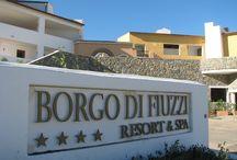 Calabria - Borgo di Fiuzzi Resort & Spa 4* / Borgo di Fiuzzi Resort & Spa - Praia a Mare