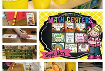 Math Galore / by Shawndra Maxey