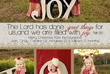 Future family photo ideas / by Brittany Yarbrough