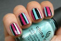 nails / by Janine Ackerman