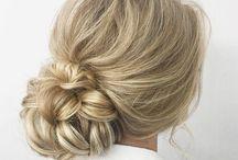 Hair style ideas for wedding