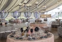 Pretty Pink Events / Beautiful pink wedding and event design ideas