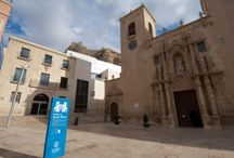 Rutas por Alicante / Tablero dedicado a las mejores rutas para no perderse nada de la ciudad de Alicante.