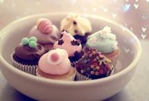 Sweets / by Alice Konchatova