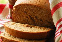 Bread Machine Recipes / by Heather Vo