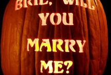 Fall Engagements & Wedding Ideas / If Fall is your favorite season then why not propose in a unique way that fits your personality.  We'll also share Fall themed wedding ideas we find unique. (Many of these pins do not include our products or services, but we love to share inspiration.)