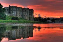 Castles / by Amy Nance