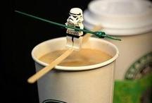 LEGO Stormtroopers Doing Stuff