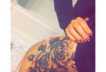 Tatuaże Na Biodrze