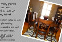 Interior Design Tips / Tips just for you!