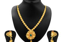 Incredible Necklace Set / Best collection of Necklace sets in a wide range of variety- http://goo.gl/WcIX3e