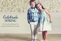 Spring Trends for Kids