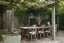 groene veranda