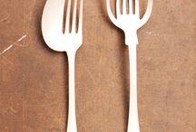 Silverware Fork Knife Spoon