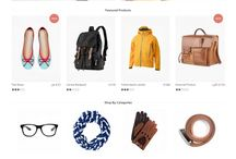 Mobile E-Commerce Design / Mobile E-Commerce Design