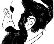 humm..... une caricature plutôt insolite Sigmund....