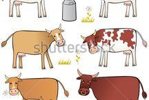 Farm animals and stuff