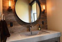 House - Down bath