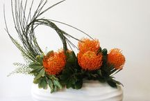 Flower arrangements / Flower arrangement ideas