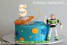 Cakes / by Teri Zastrow