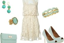 Rehearsal Dinner Outfit / {My Bellissima - NY & NJ Wedding Planning and Special Events Design}  www.mybellissima.com