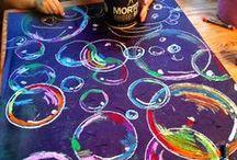 kunst in de klas