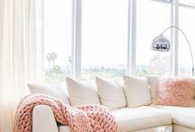 millennial pink / this soft peachy salmon is not sickly sweet, twee or bubblegum pink - it can be used as a neutral