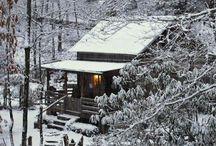 Beautiful Winter Sence 4 / by sandra godbee