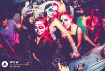 Xceed Halloween Party - Sao Paolo, Brazil / This board is a collection of pictures coming from the Xceed Halloween Party in Sao Paolo, Brazil