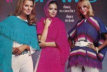 Vintage Crochet Inspiration