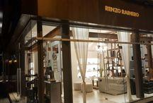 #WeAreOpen #NewStore / Nueva sucursal #RenzoRainero en el Cerro de Las Rosas  José Luis de Tejeda 4111.