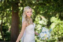 Bridal Makeup Inspiration / Design Visage Bride's Makeup