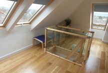 Detached Bungalow with Fakro windows in Exmouth, Devon / by Attic Designs Loft Conversions