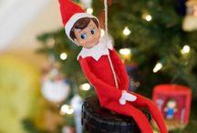 elf on a shelf / by prettygirl310