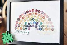 Coloridos / Produtos, ideias e coisas lindas AND coloridas!!!!