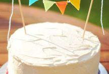 Gâteau de Fête enfant
