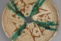 Ceramics -- Middle Eastern