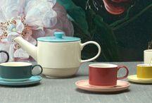 Porzellan / Keramik / Geschirr / Porcelain / Ceramic / plates / Schönes aus Porzellan oder Keramik