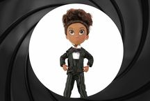 We Need New Heroes: Girls Onscreen / Did you know that only 12% of blockbuster Hollywood films feature a female protagonist?  We're here to give girls the heroes they deserve. / by GoldieBlox