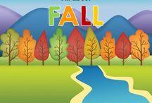 Fall - Autumn activities