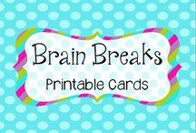 Brain Breaks!!