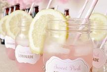 Sweet table inspiratie