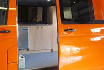 SUNNY / VW T5 Camper Conversion